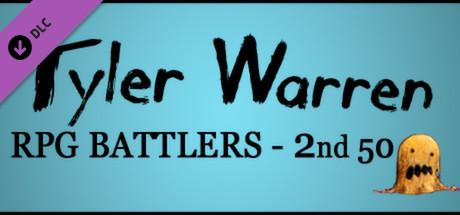 RPG Maker: Tyler Warren RPG Battlers  2nd 50