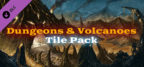 RPG Maker VX Ace - Dungeons and Volcanoes Tile Pack