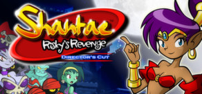 Shantae: Risky's Revenge - Director's Cut cover art
