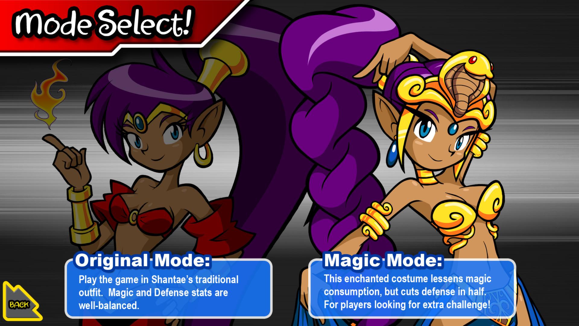 Shantae Characters Tv Tropes
