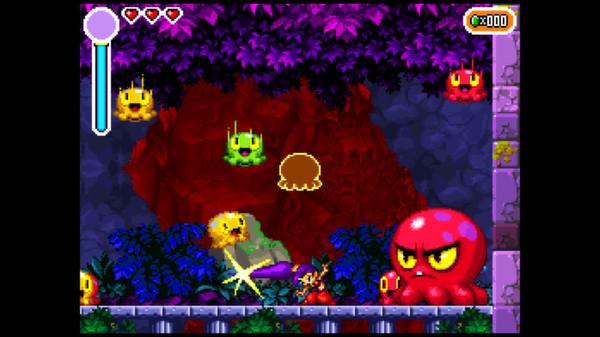 Screenshot of Shantae: Risky's Revenge - Director's Cut