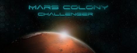 Mars Colony:Challenger