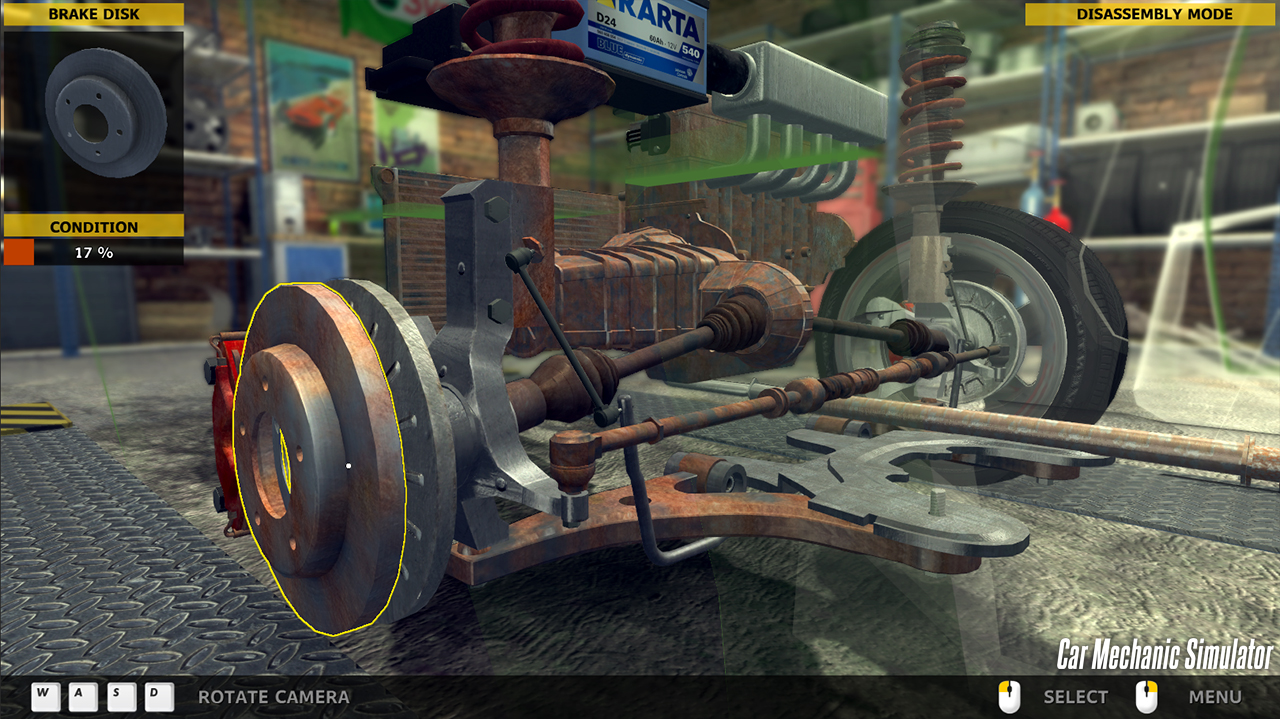 Car Mechanic Simulator Demo On Steam