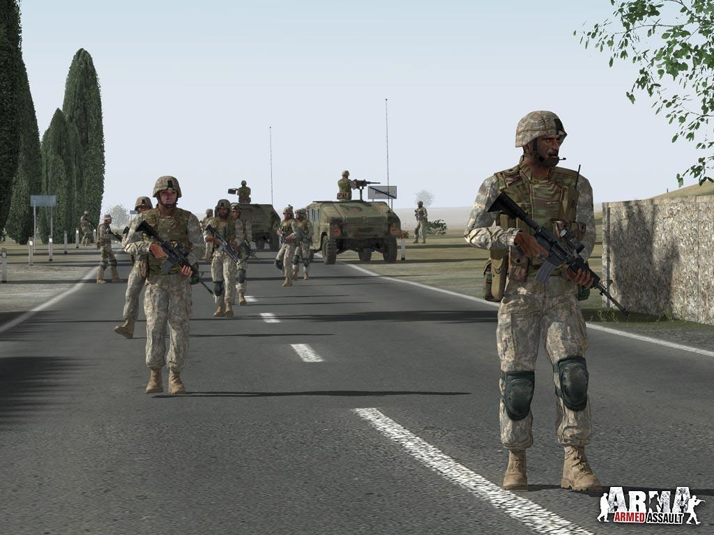 arma combat operations patch