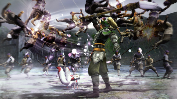 Screenshot of DYNASTY WARRIORS 8: Xtreme Legends Complete Edition