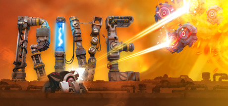 RIVE: Wreck, Hack, Die, Retry! Steam Game