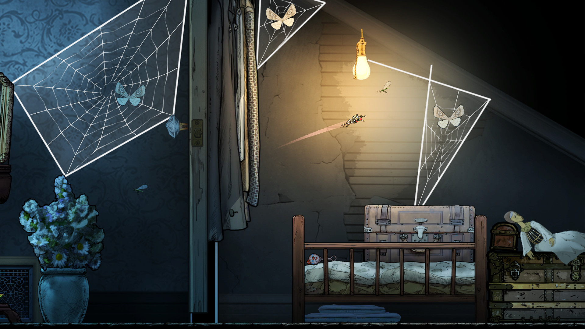 Spider Rite of Shrouded Moon v1.0.6 Android APK+DATA