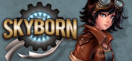 Game Banner Skyborn