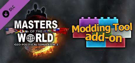 Modding Tool Add-on for Masters of the World