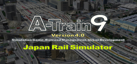A Train 9 V4.0 Japan Rail Simulator