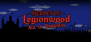 Heroes of Legionwood cover art