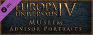 Europa Universalis IV: Muslim Advisor Portraits