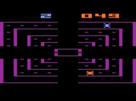 Скриншот из Atari 80 Classics in One
