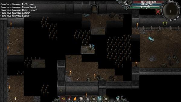 Screenshot of 9th Dawn II