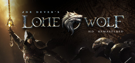 Joe Dever's Lone Wolf HD Remastered cover art