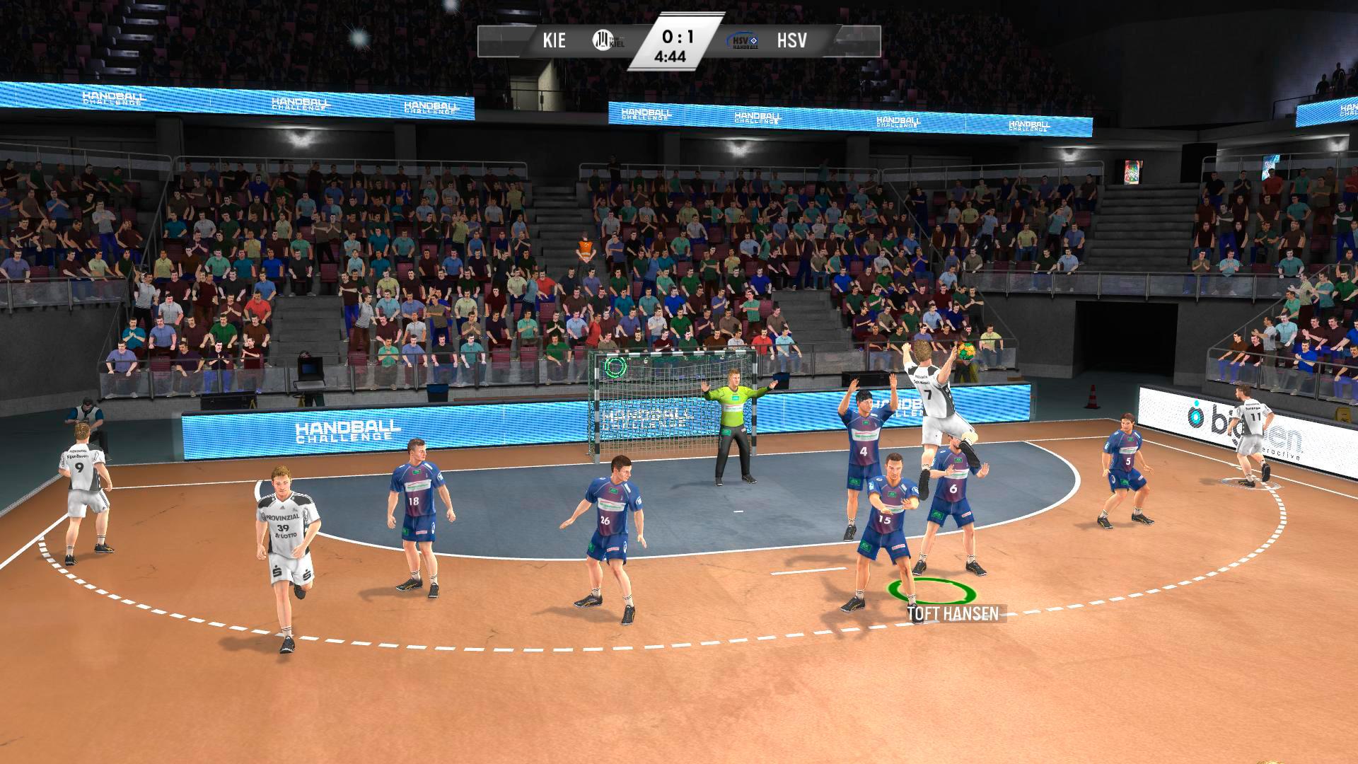 Download IHF Handball Challenge 14 Full PC Game