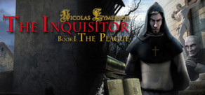 Nicolas Eymerich - The Inquisitor - Book 1 : The Plague cover art
