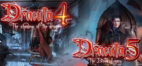 Dracula 4 and  5 - Special Steam Edition cover art