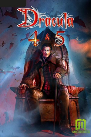 Dracula 4 and 5 - Special Steam Edition poster image on Steam Backlog