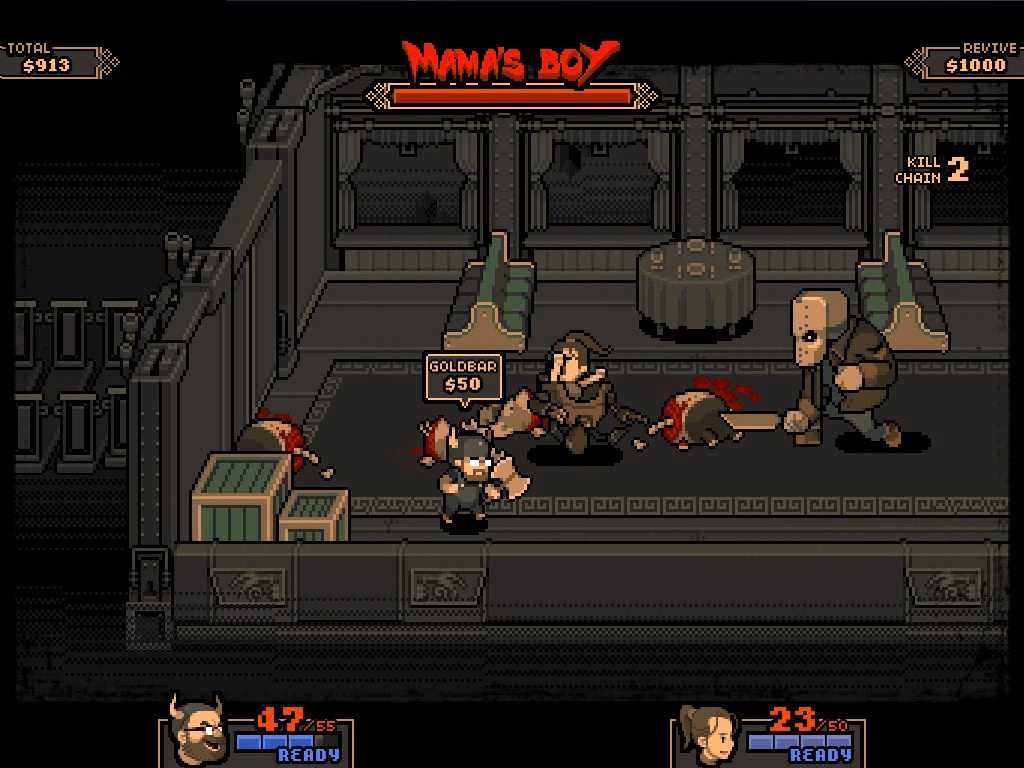 Devil's Dare screenshot 1