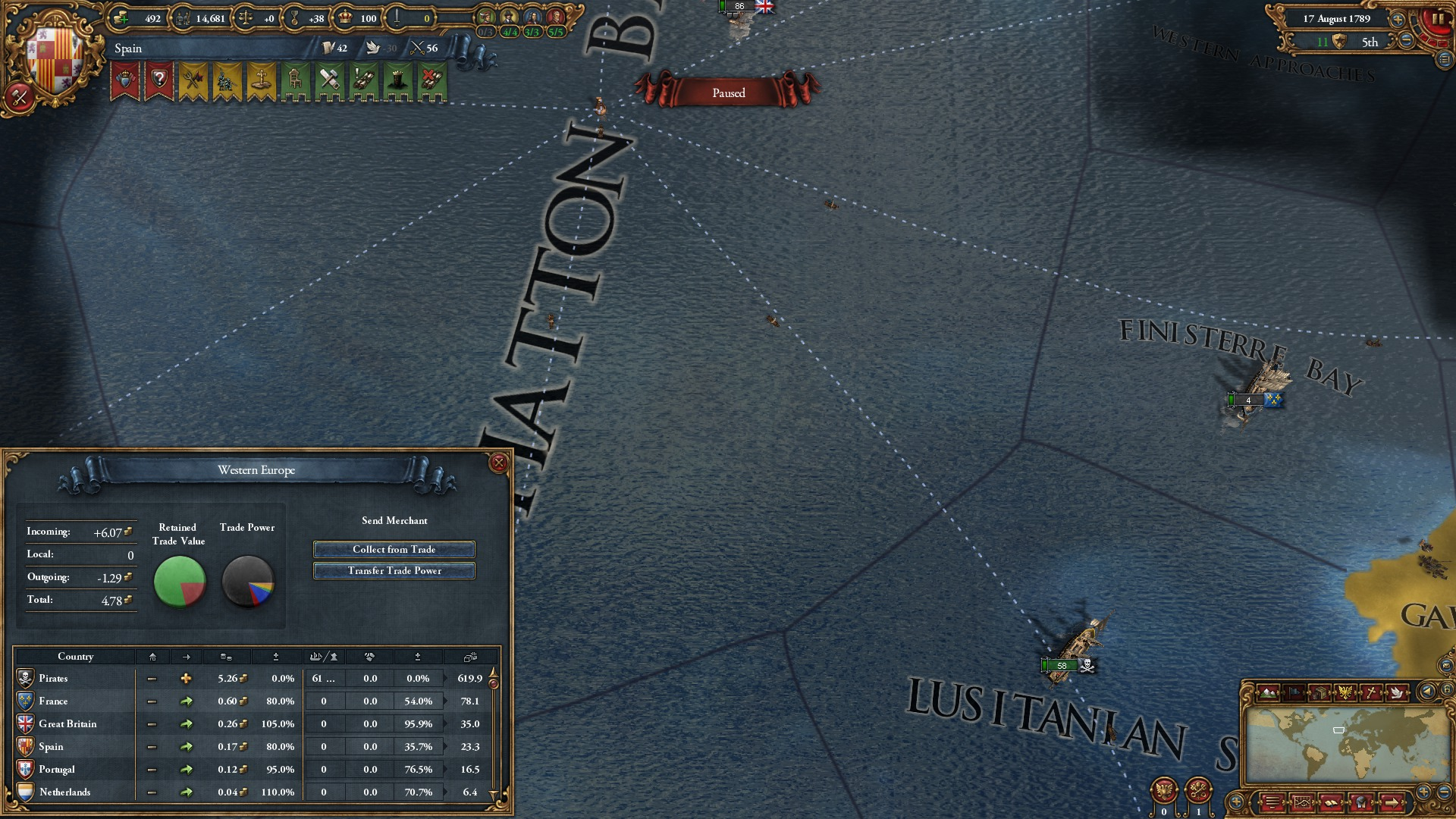 Expansion - Europa Universalis IV: Wealth of Nations
