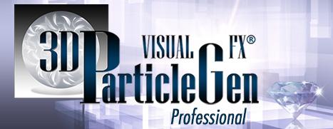 3D ParticleGen Visual FX