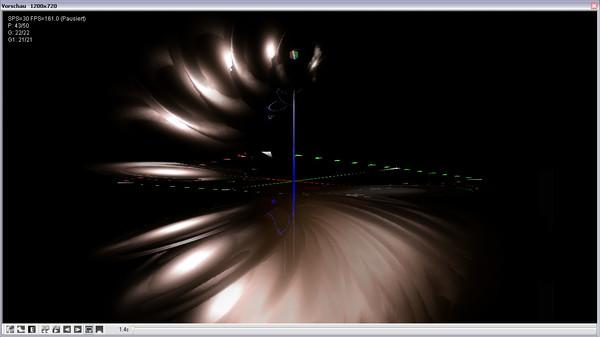 Скриншот из 3D ParticleGen Visual FX