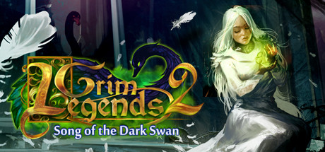 Grim Legends 2: Song of the Dark Swan cover art