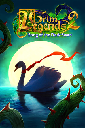 Grim Legends 2: Song of the Dark Swan poster image on Steam Backlog