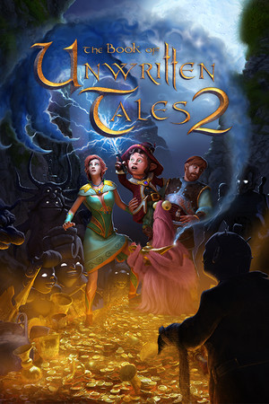 The Book of Unwritten Tales 2 poster image on Steam Backlog