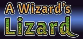 A Wizard's Lizard cover art