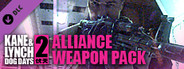 Kane and Lynch 2: Alliance Weapon Pack DLC