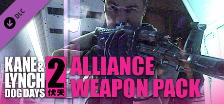 Купить Kane & Lynch 2: Alliance Weapon Pack