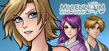 Game Banner Millennium - A New Hope