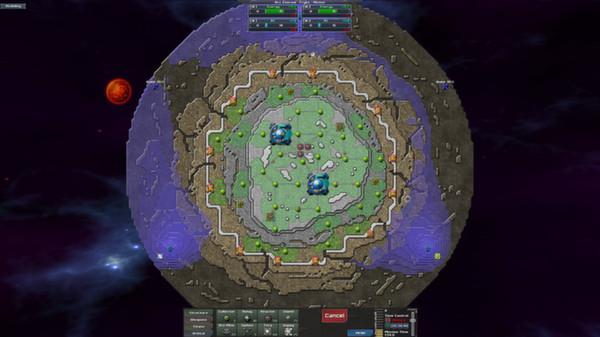 Скриншот №1 к Creeper World 3 Arc Eternal