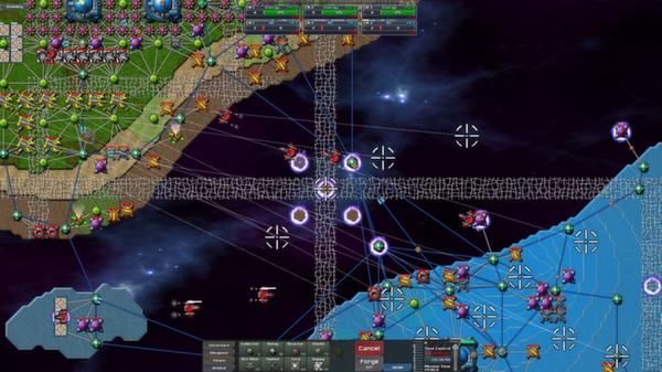 Скриншот №2 к Creeper World 3 Arc Eternal