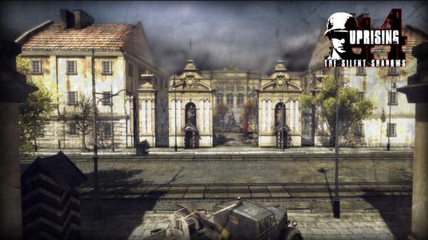 скриншот Uprising44: The Silent Shadows 2