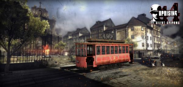 скриншот Uprising44: The Silent Shadows 3