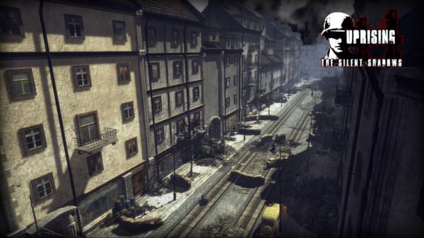 скриншот Uprising44: The Silent Shadows 0