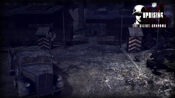 скриншот Uprising44: The Silent Shadows 1