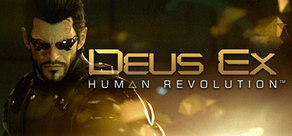 Deus Ex: Human Revolution cover art