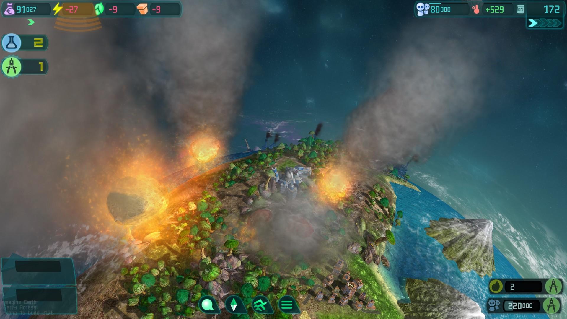 Скриншот игры Imagine Earth Alpha 52.6