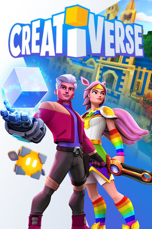 Creativerse poster image on Steam Backlog