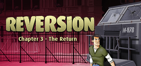 Reversion  The Return Last Chapter [PT-BR] Capa