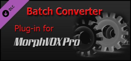 Batch Converter Plugin