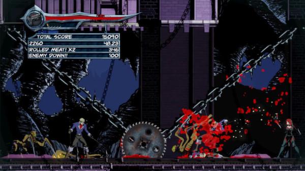 BloodRayne Betrayal Screenshot
