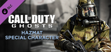 Call of Duty: Ghosts - Hazmat Special Character