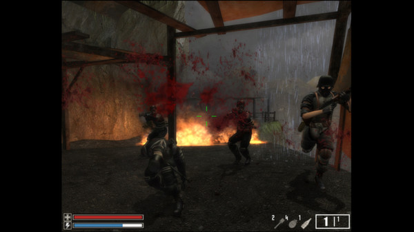 скриншот Ubersoldier II 0