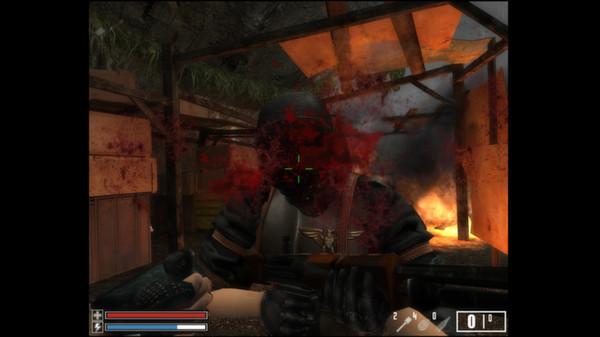 скриншот Ubersoldier II 1
