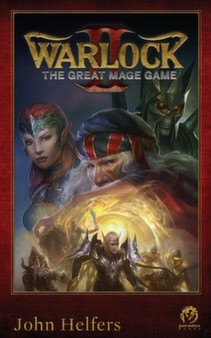 Warlock 2 E-book: The Great Mage Game